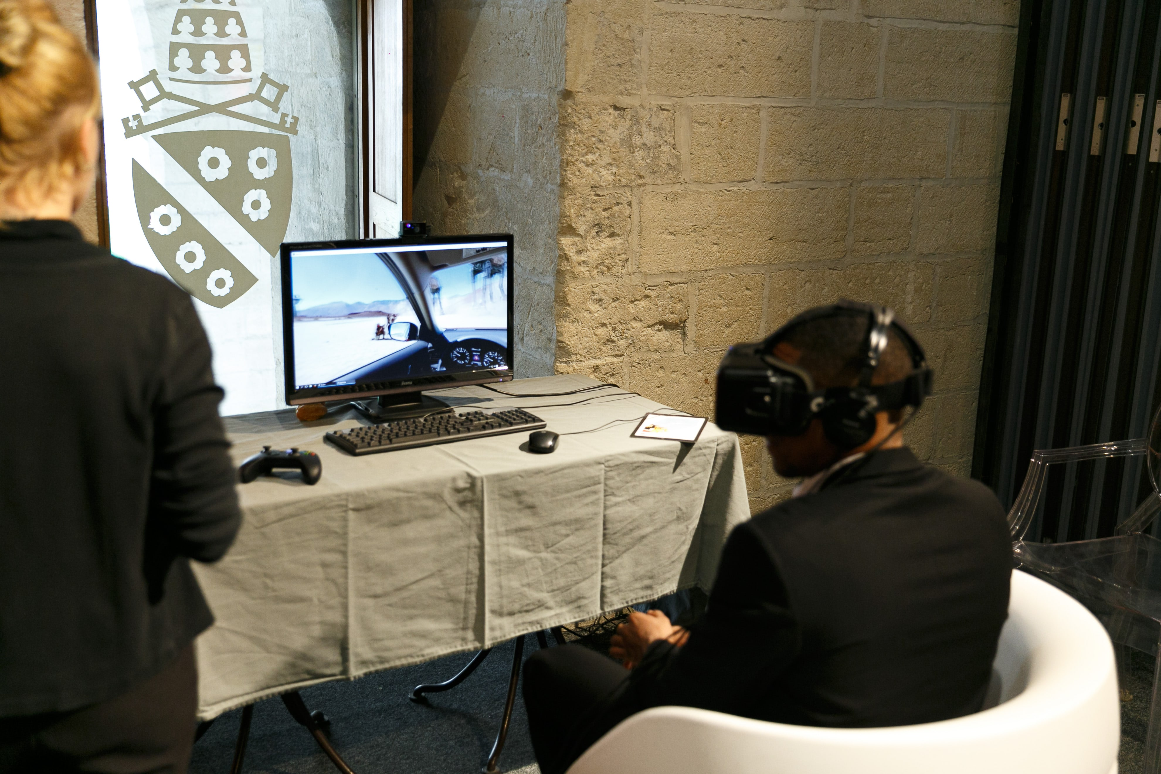 seminaire agence convention évènementielle ludico realite virtuelle happening
