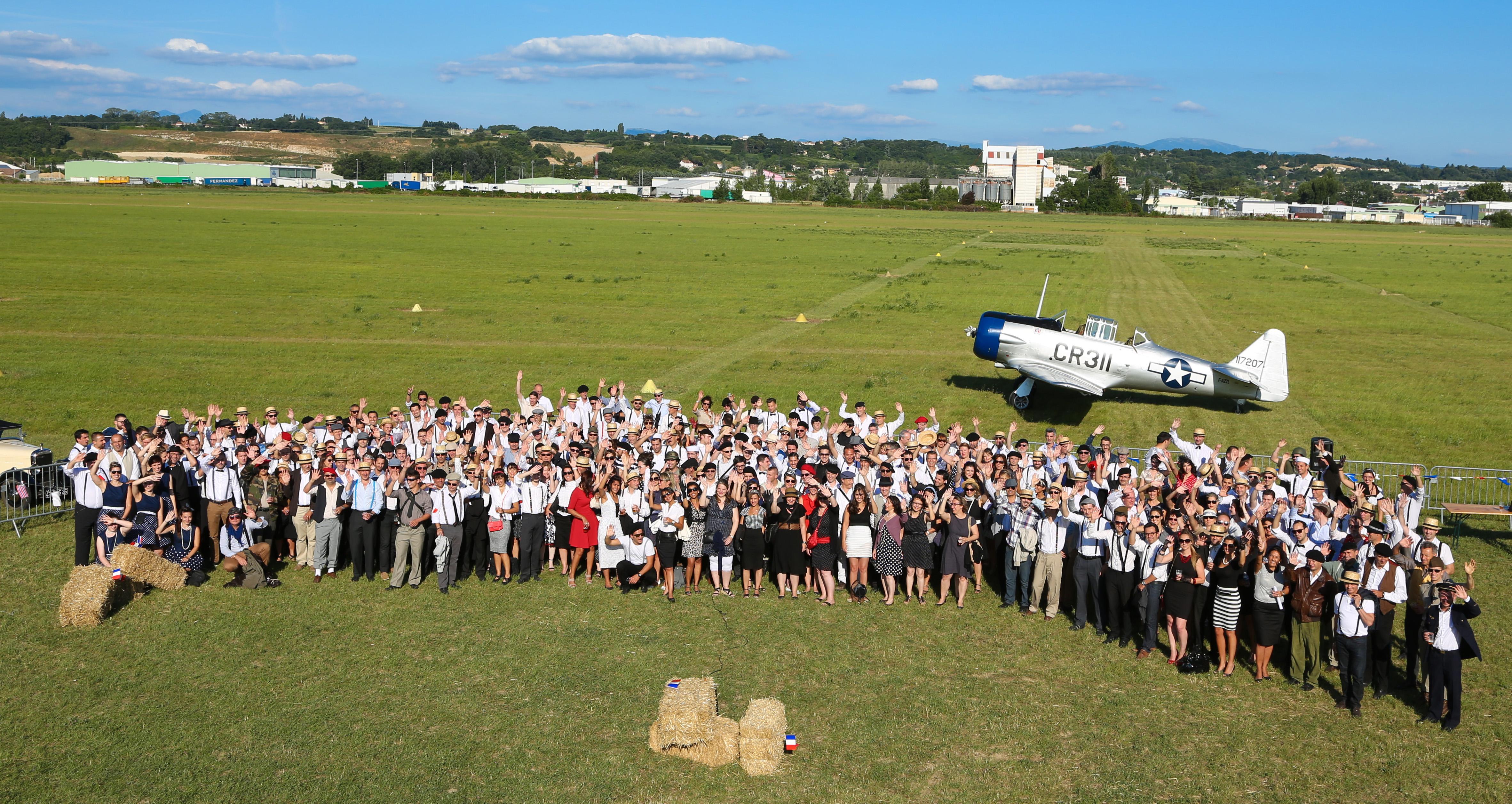 seminaire agence convention évènementielle ludico avion