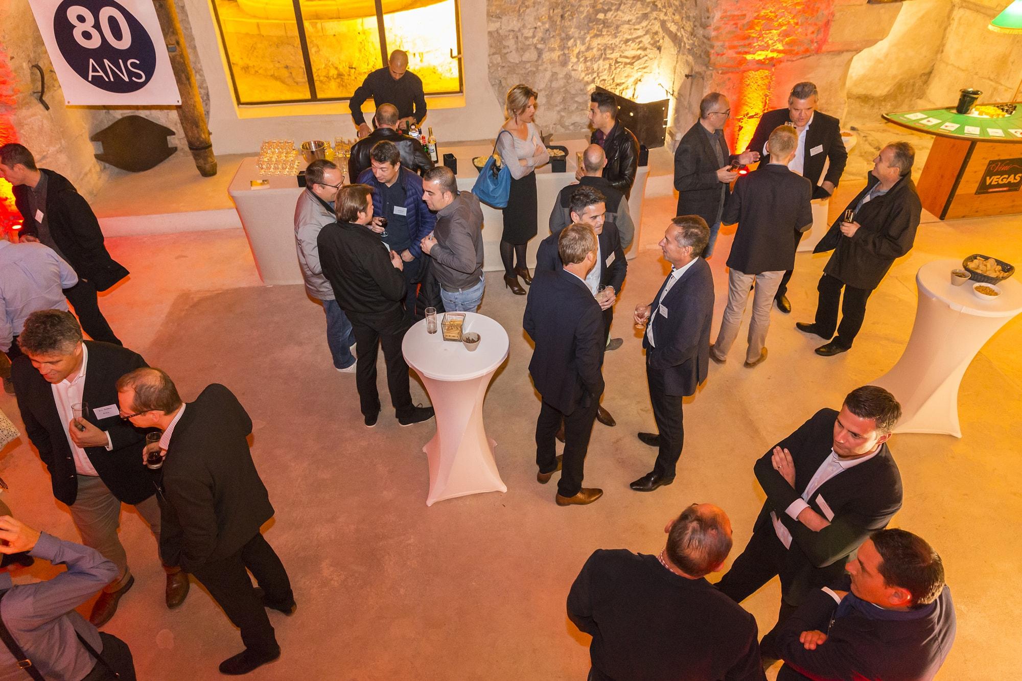 seminaire agence convention évènementielle ludico gala casino des vins happening