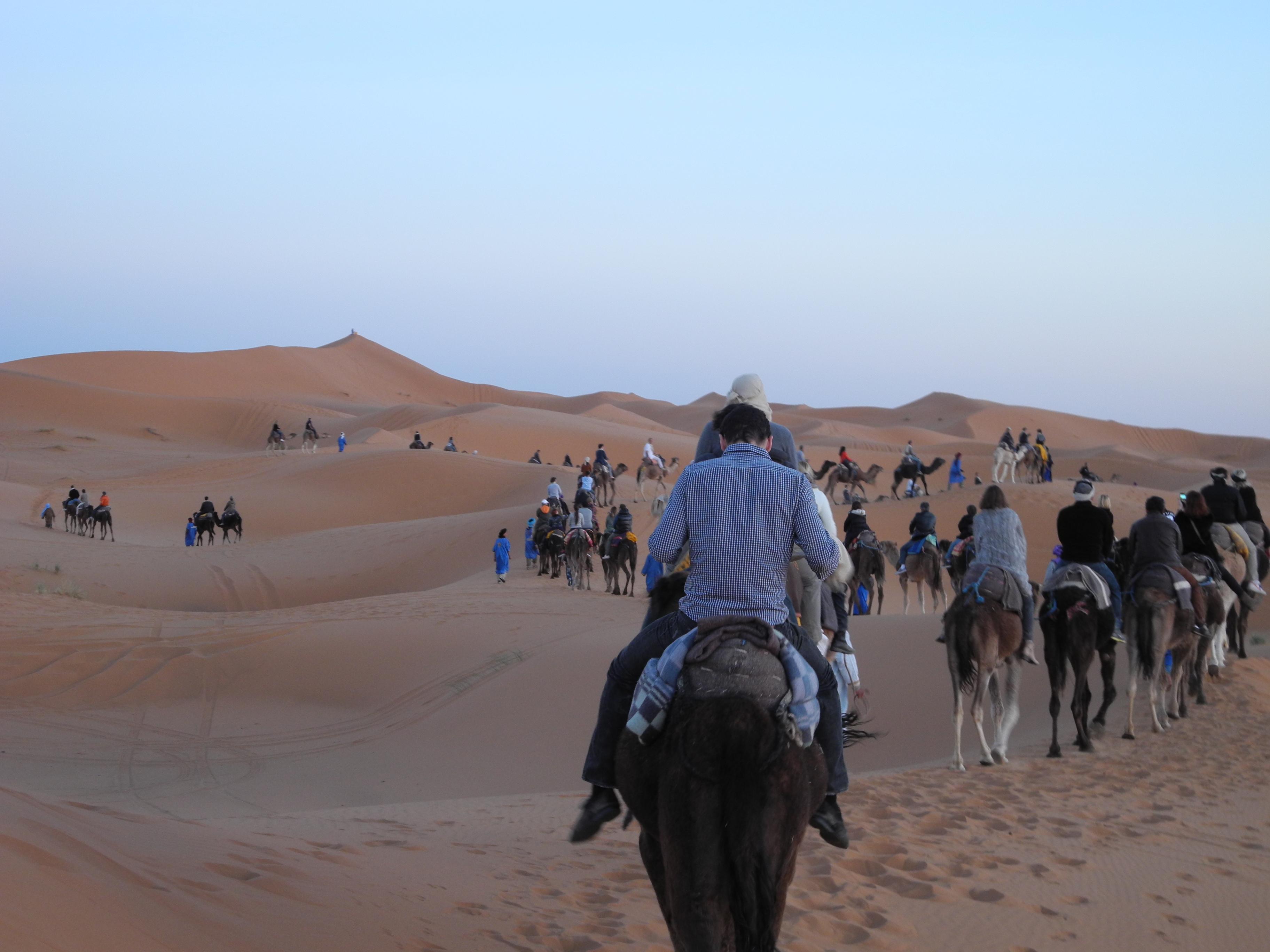 voyage de récompense ludico maroc